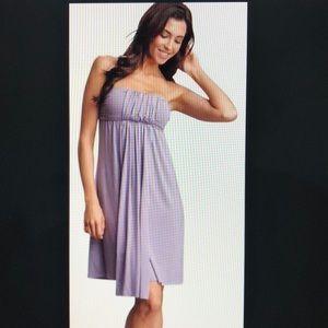 NWT Rachel Pally Cameron Strapless Dress